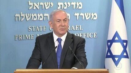 Israel e Emirados Árabes Unidos fecham acordo para normalizar relações diplomáticas