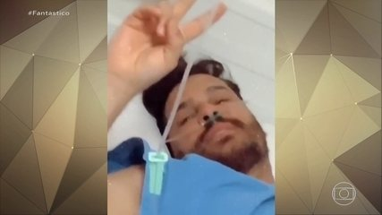 Cantor sertanejo Cauan está com 70% dos pulmões comprometidos por causa da Covid-19