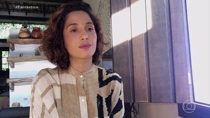 'Fizeram fake news porque agradeci ao SUS', diz Camila Pitanga
