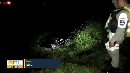 Acidente entre carro e moto deixa uma pessoa morta em Igaci
