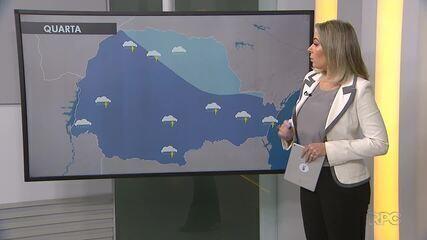 Meteorologista explica qual a chance de nevar no Paraná