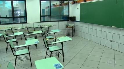 Dois em cada três alunos da rede pública de SP que contraíram Covid não tiveram sintomas