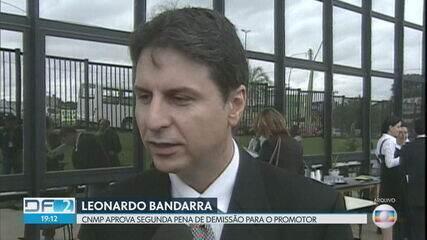 CNMP aprova segunda demissão de ex-procurador geral do DF