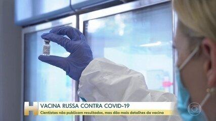 Instituto Gamaleya, que desenvolve vacina russa, fala que a imunização deve durar 2 anos