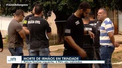 PMs do Bope são indiciados pela morte de irmãos em Trindade