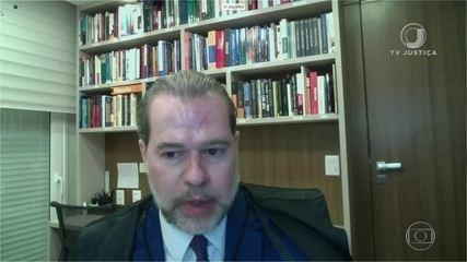 STF julga que houve desvio de finalidade na produção de dossiê pelo Ministério da Justiça