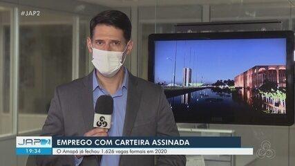Amapá registra em julho 124 demissões a mais que contratações com carteira assinada