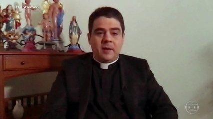 Padre investigado por lavagem de dinheiro ao Fantástico: 'Não existe atividade criminosa'