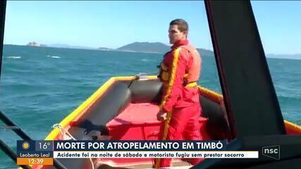 Corpo de pescador que estava desaparecido é encontrado na Capital
