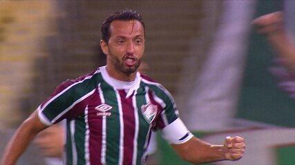 Melhores momentos: Fluminense 3 x 0 Figueirense, pela Copa do Brasil
