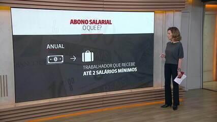 Entenda os detalhes do abono salarial