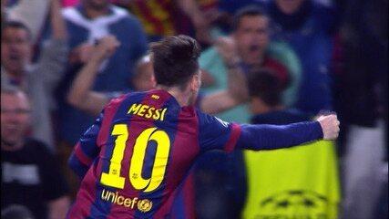 O maior ídolo da história do Barcelona: Lionel Messi