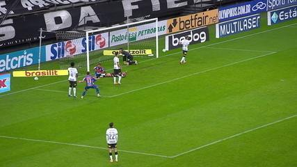 Melhores momentos de Corinthians 1 x 1 Fortaleza pela 5ª rodada do Campeonato Brasileiro