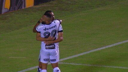 Os gols de Vitória 3 x 4 Ceará pela 3ª fase da Copa do Brasil 2020