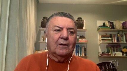 Arnaldo Cezar Coelho explica suas implicâncias com Galvão Bueno
