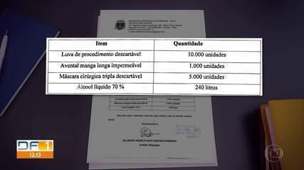 TCDF abre processo para investigar doação de equipamentos para cidade no Piauí