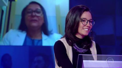 Ana Carolina Coppe participa do 'Quem Quer Ser Um Milionário?'