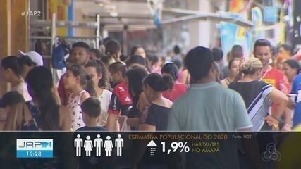 População do Amapá ultrapassou os 861,7 mil habitantes, segundo estimativa do IBGE