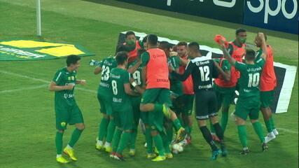 Melhores momentos: Cuiabá 2 x 1 Chapecoense, pela 6ª rodada da Série B do Brasileiro