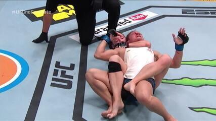 Melhores momentos de Mallory Martin x Hannah Cifers no UFC: Smith x Rakic