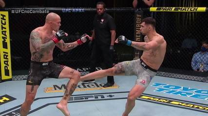 Melhores momentos de Anthony Smith x Aleksandar Rakic no UFC: Smith x Rakic