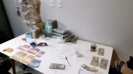 PF cumpre operação contra facção criminosa em 19 estados e no DF