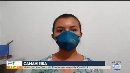 Canavieira é o único município do Piauí sem registros de Covid-19