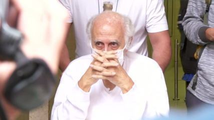 Roger Abdelmassih é levado para a cadeia