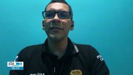 Homem é preso suspeito de atacar na internet a ex-noiva do cantor Gabriel Diniz
