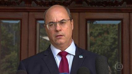 Governador do Rio, Wilson Witzel, recorre ao STF contra o afastamento do cargo