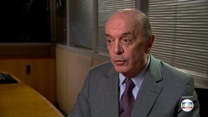 Ministro Gilmar Mendes reconhece foro privilegiado do senador José Serra