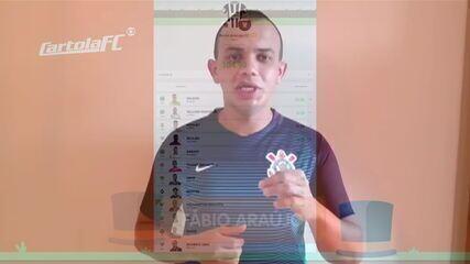 Confira as dicas do campeão da 6ª rodada na Liga GE Sergipe