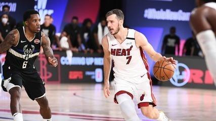 Em jogo com final dramático, Heat bate os Bucks e abre 2 a 0 na semifinal  do Leste | nba | ge