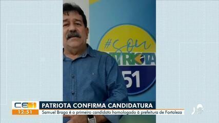 Partido Patriota confirma candidatura para prefeitura em eleições 2020