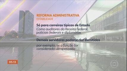 Já está no Congresso a proposta do governo federal de reforma administrativa