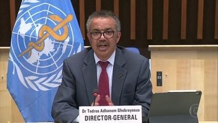Diretor-geral afirma que OMS não vai endossar vacina que não seja eficaz e segura