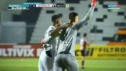 Os melhores momentos de Ponte Preta 1 x 0 Botafogo-SP, pela 8ª rodada da Série B