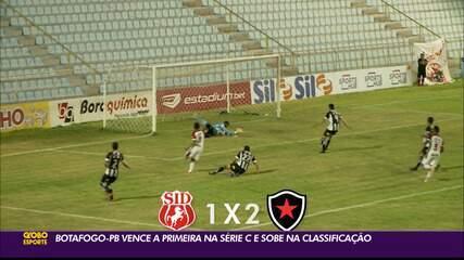 Imperatriz 1 x 2 Botafogo-PB, pela rodada #5 da Série C