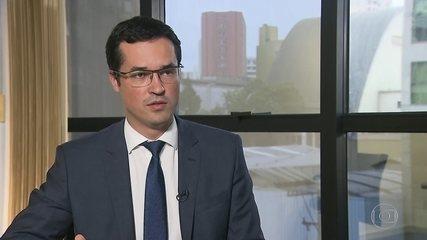 Conselho do MP pune Deltan Dallagnol por postagens contra Renan Calheiros