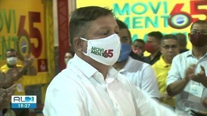 PCdoB oficializa candidatura de Cícero Filho à prefeitura de Maceió