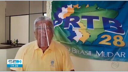 PRTB oficializa candidatura de Almeida Lima à Prefeitura de Aracaju