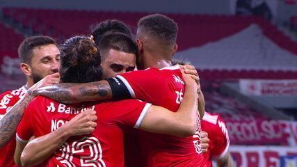 Melhores momentos: Internacional 2 x 0 Ceará, pela 9ª rodada do Brasileirão