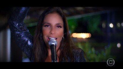 """Ivete Sangalo apresenta versão especial de """"Localizei"""""""