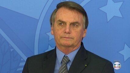 Bolsonaro terá que depor pessoalmente em inquérito sobre suposta interferência na PF