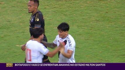 Botafogo e Vasco se enfrentam em clássico com estrangeiros como destaque das equipes