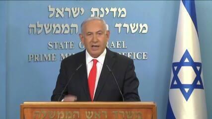 Israel decreta confinamento nacional de três semanas; medida passa a valer no próximo fim de semana