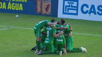 Gol da Chapecoense! Anselmo Ramon marca contra o Brusque