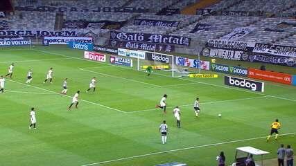 Melhores momentos: Atlético-MG 2 x 1 Bragantino pela 10ª rodada do Brasileirão 2020