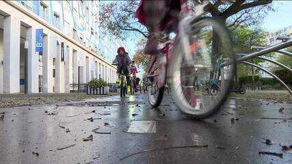 Lisboa aposta num transporte que respeita o distanciamento social: a bicicleta