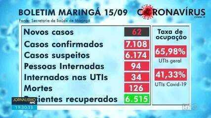 Maringá tem novo decreto